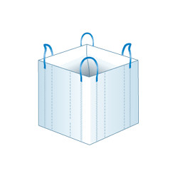 Big bag 87x87x110cm 1250kg
