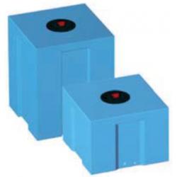 Luftwasser-Speichertank CUBE